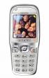 Klávesnice Alcatel OT 735 / OT 535 stříbrná