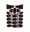Klávesnice Ericsson R320 černá originál