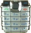 Klávesnice Nokia 2610 stříbrná