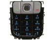 Klávesnice Nokia 2630 stříbrná
