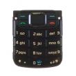 Klávesnice Nokia 3110classic černá originál
