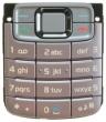 Klávesnice Nokia 3110classic růžová originál