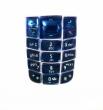 Klávesnice Nokia 3120 krystal modrá