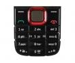 Klávesnice Nokia 5130xpressMusic červená originál