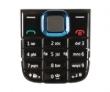 Klávesnice Nokia 5130xpressMusic modrá originál