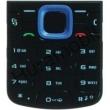 Klávesnice Nokia 5320xpressMusic modrá originál