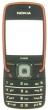 Klávesnice Nokia 5500sport červená - originál