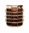 Klávesnice Nokia 6020 krystal bronz