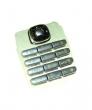 Klávesnice Nokia 6030 stříbrná
