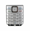 Klávesnice Nokia 6070 / 5070 stříbrná originál