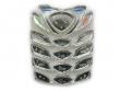 Klávesnice Nokia 6100 krystal stříbrná