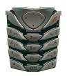 Klávesnice Nokia 6100 stříbrná