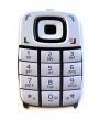 Klávesnice Nokia 6101 černá originál