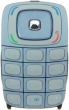 Klávesnice Nokia 6103 modrá originál
