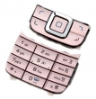Klávesnice Nokia 6111 stříbrná originál