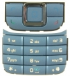 Klávesnice Nokia 6111 stříbrná