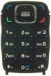 Klávesnice Nokia 6131 černá originál