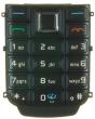 Klávesnice Nokia 6151 černá originál