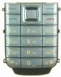 Klávesnice Nokia 6151 stříbrná originál