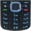 Klávesnice Nokia 6220classic černá originál