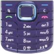 Klávesnice Nokia 6220classic fialová originál