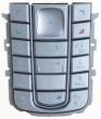 Klávesnice Nokia 6230 stříbrná