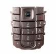 Klávesnice Nokia 6230i stříbrná originál