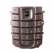 Klávesnice Nokia 6230i stříbrná