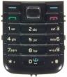 Klávesnice Nokia 6233 černá originál
