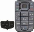 Klávesnice Nokia 6267 stříbrná originál