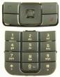 Klávesnice Nokia 6270 stříbrná originál