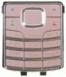 Klávesnice Nokia 6500classic růžová - originál