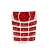Klávesnice Nokia 6610 krystal červená