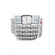 Klávesnice Nokia 6670 stříbrná originál