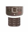 Klávesnice Nokia 6710navigátor hnědá originál