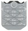 Klávesnice Nokia 7500prism bílá originál