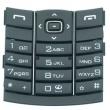 Klávesnice Nokia 8800arte černá originál