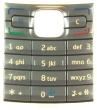 Klávesnice Nokia E50 stříbrná originál