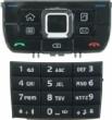 Klávesnice Nokia E66 černá originál