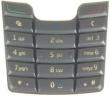 Klávesnice Nokia E70 stříbrná originál
