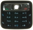 Klávesnice Nokia N73 černá originální