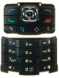Klávesnice Nokia N80 černá originální