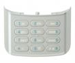 Klávesnice Nokia N86 bílá originální