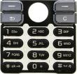 Klávesnice Sony-Ericsson K510 černá