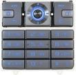 Klávesnice Sony-Ericsson K610i šedo-stříbrná