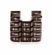 Klávesnice Sony-Ericsson T630 černá