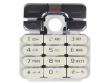 Klávesnice Sony-Ericsson W800 / D750 bílá