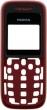 Kryt Nokia 1208 červený originál