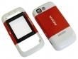 Kryt Nokia 5200 červený originál