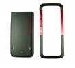 Kryt Nokia 5310 XpressMusic červený